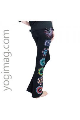 Pantalon de Yoga Chakra