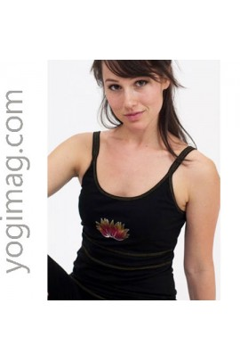 Top de Yoga Lotus