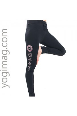 Legging Yoga Om