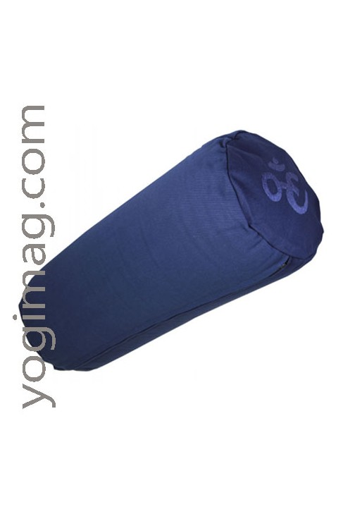 Bolster Yoga Naturel Om