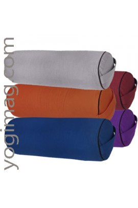 Bolster Yoga Naturel Kapok Cylindrique