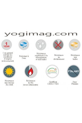 Tatami de Massages Shiatsu PRO Supérieur