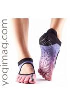 Chaussettes de Yoga Tendance Style Toesox