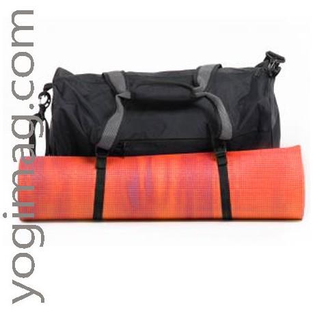 sac de yoga tendance sports pratique adaptable tous tapis. Black Bedroom Furniture Sets. Home Design Ideas