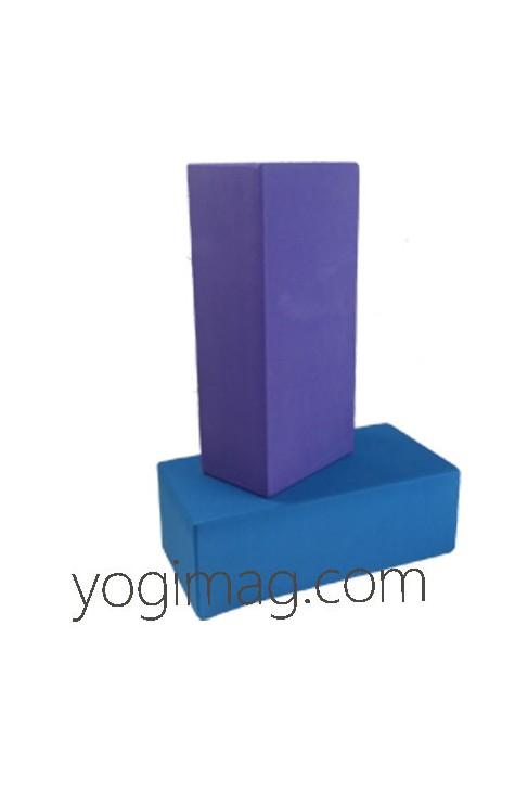 Briques de yoga Violette Professionnelle