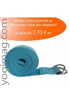 Lot Sangle Yoga Pro Turquoise