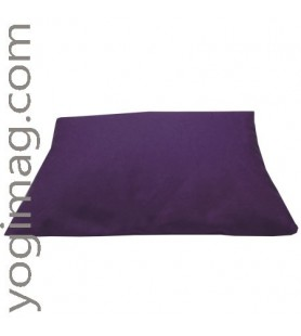 Petit coussin plat de voyage méditation & oreiller