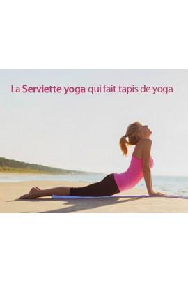 Serviette de yoga yogi