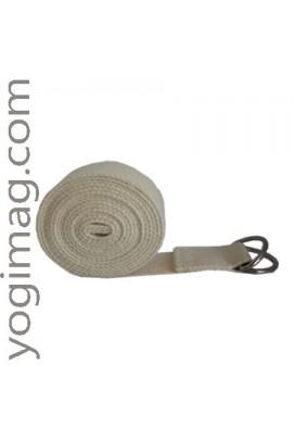 Lot Sangle Yoga Om Couleurs Pro