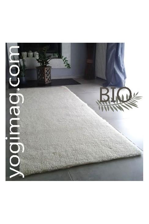 Tapis de yoga en laine WoolMat