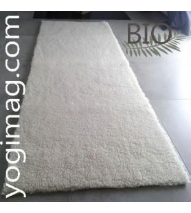 Tapis de yoga Bio en laine WoolMat Aire Plus