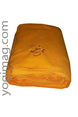 Lot Couverture Méditation Yoga Polaire