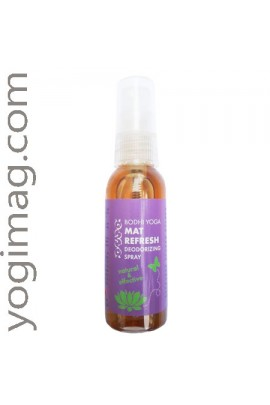 Spray vapo naturel nettoyant pour tapis yoga