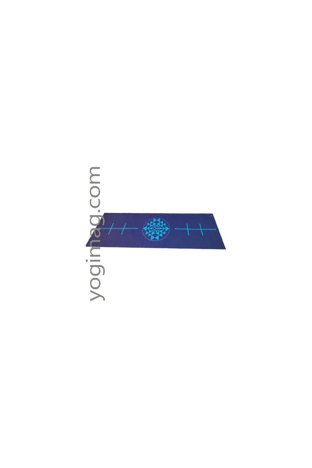tapis de yoga alignement