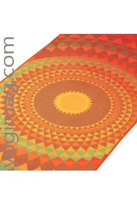 Serviette pour tapis de yoga Pratique