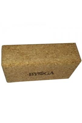 Brique de yoga en liège Byoga