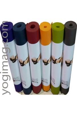 Grand tapis de yoga XL Cobra 200x80x4,5mm