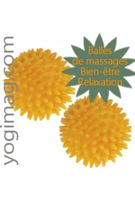 Balle Hérisson de Massages