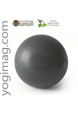 Ballon d'exercice yoga léger 26cm