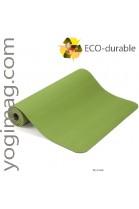 Tapis de Yoga TPE Vert Sérénité antidérapant confort bien-être