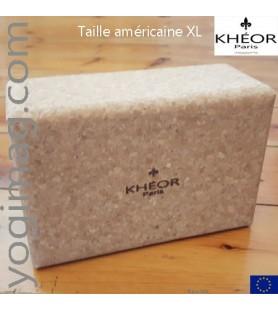 Brique Yoga Kheor Paris en liège XL