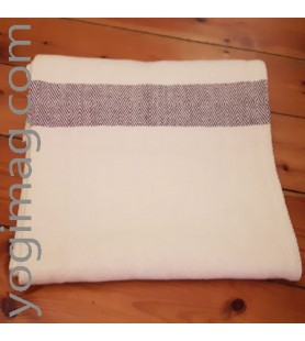 Couverture de Yoga 100% Coton