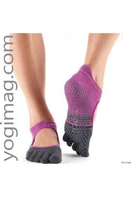 Ballerine Yoga Bicolore