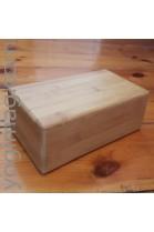Brique de Yoga Iyengar en bois