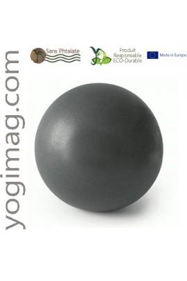 Ballon de gym yoga swiss ball sp cial exercices securemax 65cm for Housse ballon yoga