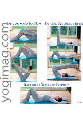 Lot Soft Ball Gym et Yoga, ballon léger professionnel