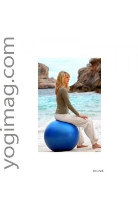 Ballon de Gym Yoga - Swiss Ball 65cm