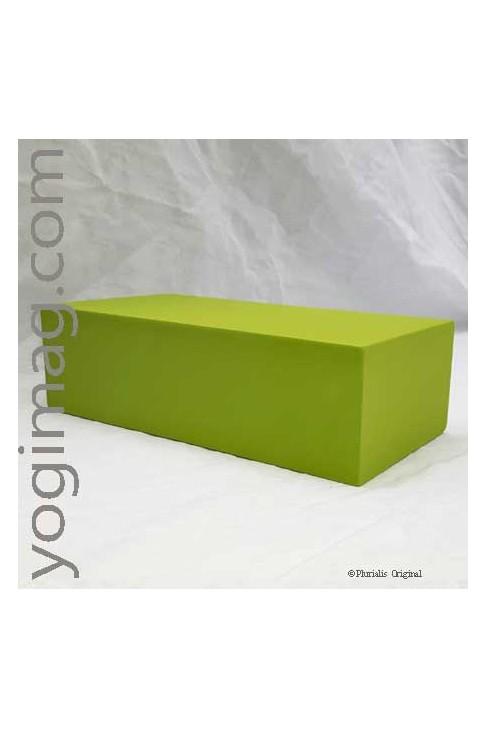 Brique de Yoga Mousse Color