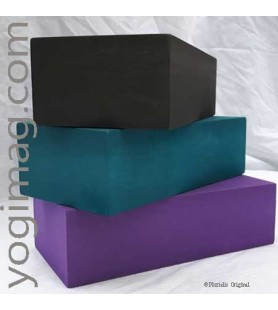 Lot Brique Yoga Asana PVC EVA Pro