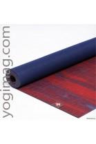Tapis & Matelas de Yoga Rouge Envoûtant Manduka