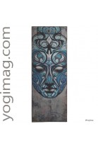 Serviette de Yoga Art Adhérente Yogitoes®