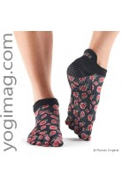 Chaussettes Toesox Antidérapantes Sport & Yoga