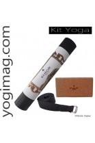 Kit Yoga Khéor Paris Casual - Tapis & Accessoires de marque