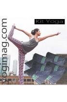 Kit 4 couvertures de yoga spécial Iyengar - économies garanties