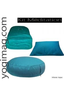 Kit méditation de la marque Yoga Khéor Paris