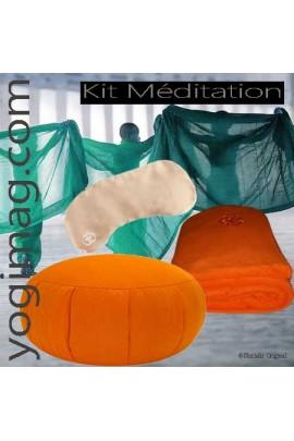 Kit Matériel de Méditation de la marque Yoga Yogimag