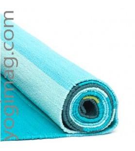 Tapis Natte Yoga en coton