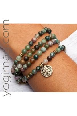 Bijoux Mala collier & bracelet - Accessoire mode