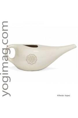 Lota Neti Pot en Céramique 250ml Jala Ayurveda