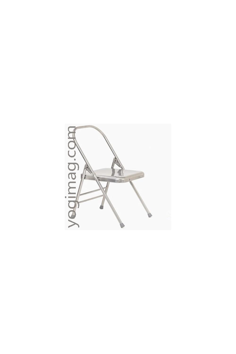 chaise de yoga stable solide postures mat u00e9riel yoga yogimag
