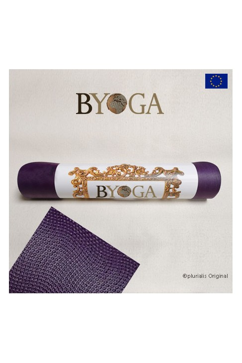 Tapis de Yoga Latex ECO 4mm Byoga©