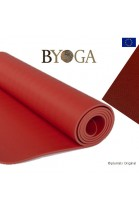 Tapis Yoga Caoutchouc 4mm ultra antiglisse Byoga