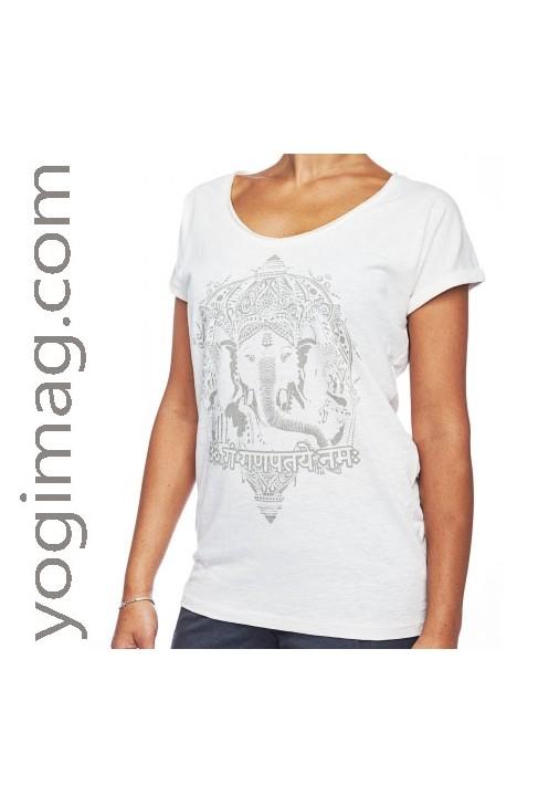 T-shirts yoga bio en ligne - à commander sur Yogimag 06904598d7b