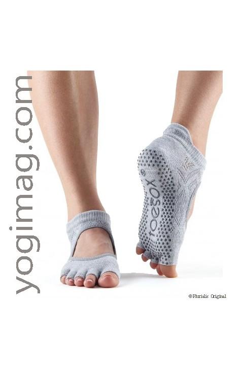Ballerines Yoga Toesox grises