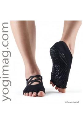 Toesox ballerine yoga mi doigt de pied