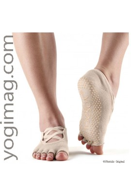 Toesox Chaussettes Yoga Nude Mode et Tendance